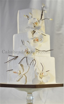 Kissinger Wedding Cake
