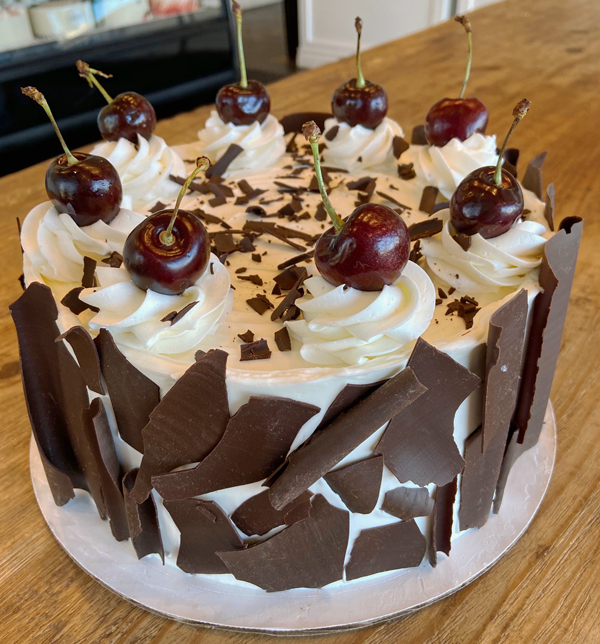 Black Forest Cake BLKFORCK