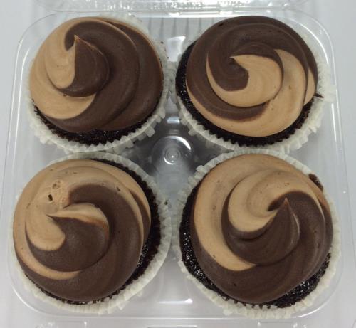 Chocolate Stout Cupcakes - 6 Count CSCC
