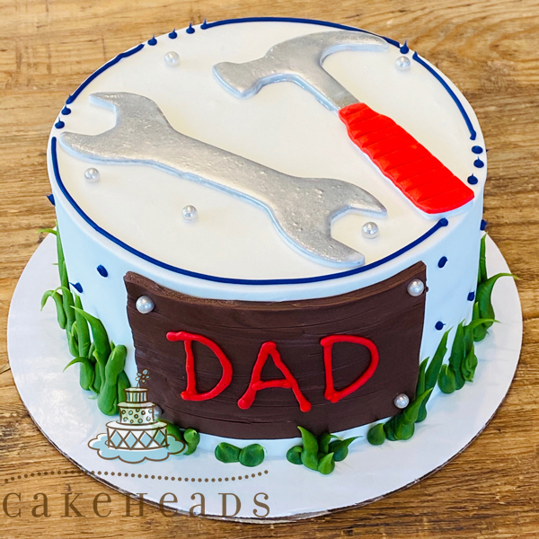 Mr Fix It Cake FIXITCK2020