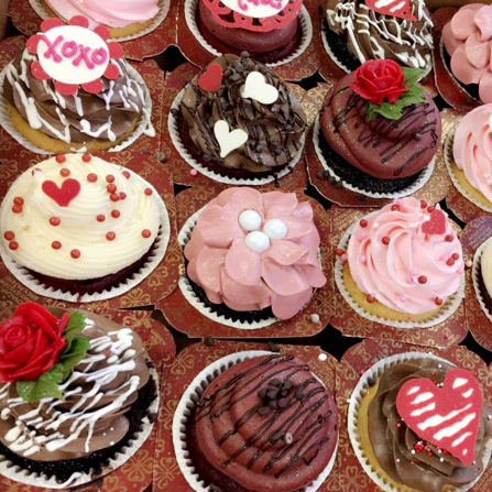 Valentines Cupcakes VALCUP2020