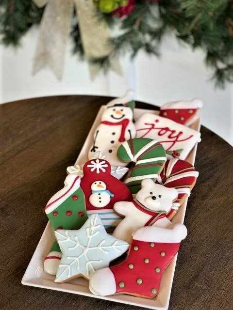 Christmas Cookie Assortment (12) CCA1