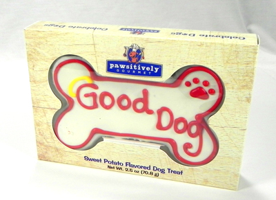 Good Dog Bone Gift Box 00844
