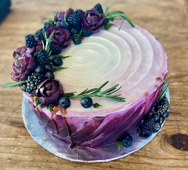Berry Bliss Cake bbcake