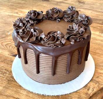 Double Chocolate Mousse Cake OMC CHMSCK