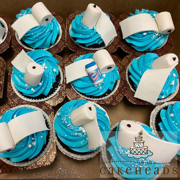 Covid Cupcakes 6-Pack COVCC2020