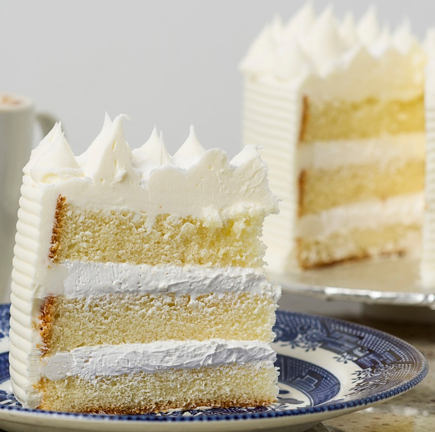 Vanilla Vanilla Cake Slice vvcs1