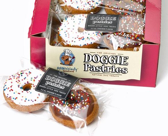 2- Pack Doggie Doughnuts 00081