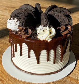 Marble with Cookies and Cream OMC CKCRM