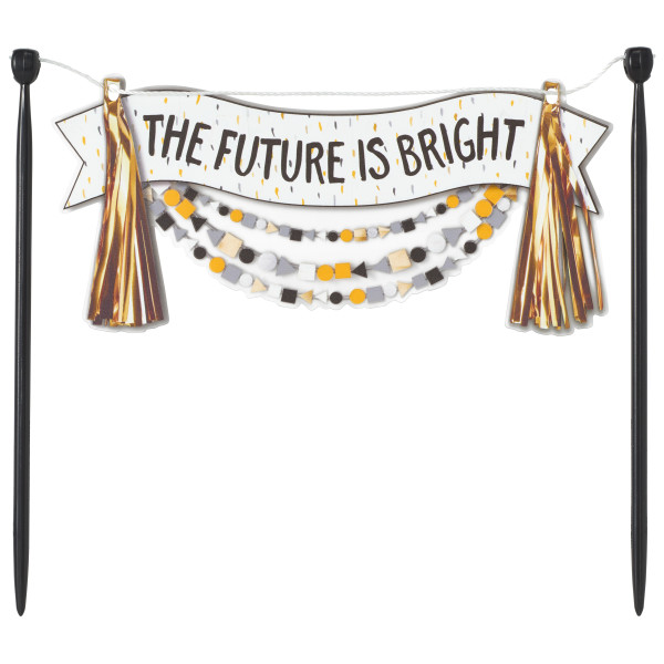 The Future Is Bright Layon FUTBRILAYON