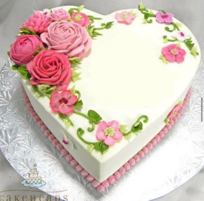 Valentines Heart Cake VALHRT2020