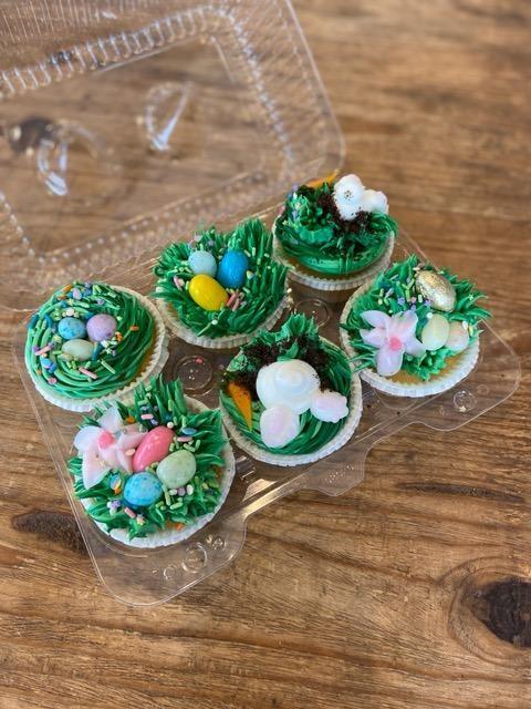 Easter Cupcakes bunnycc1