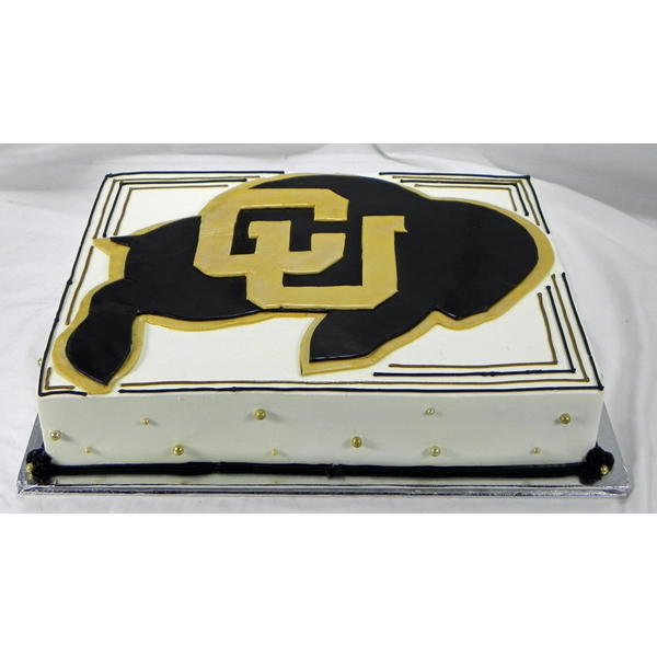 CU Graduation Sheet Cake CUGRADSHEET