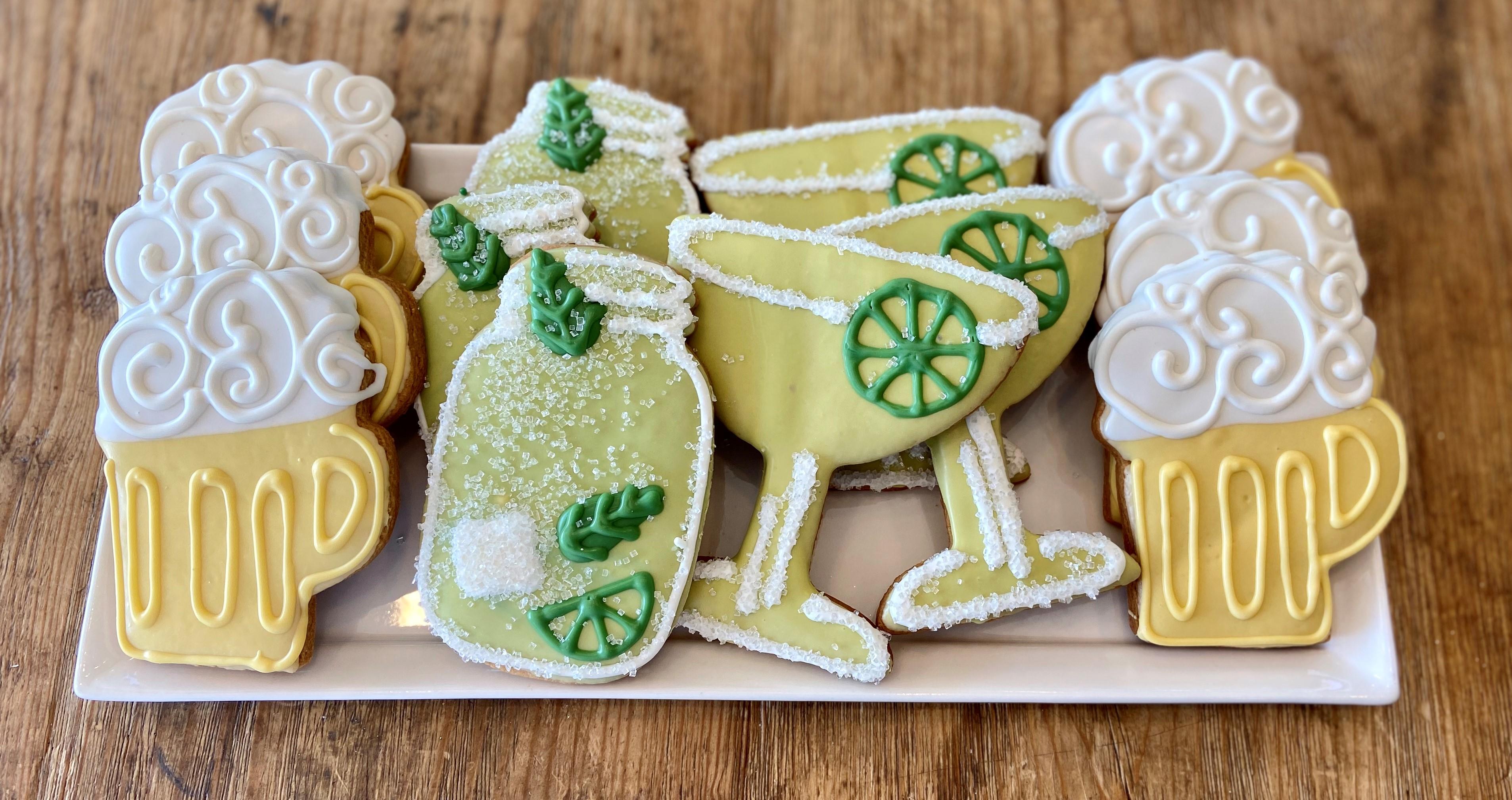 Happy Hour Cookie Set HCS