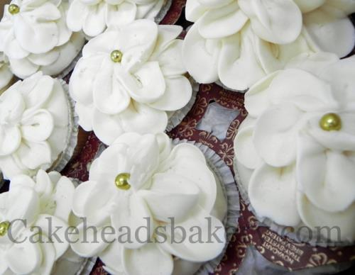 Floral Cupcakes - 6 Pack FCC6