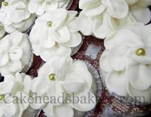 Floral Cupcakes - 6 Pack FCC6