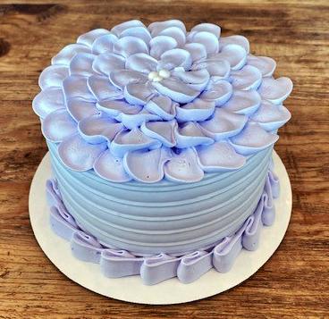 Ube Baby Cake OMC UBE